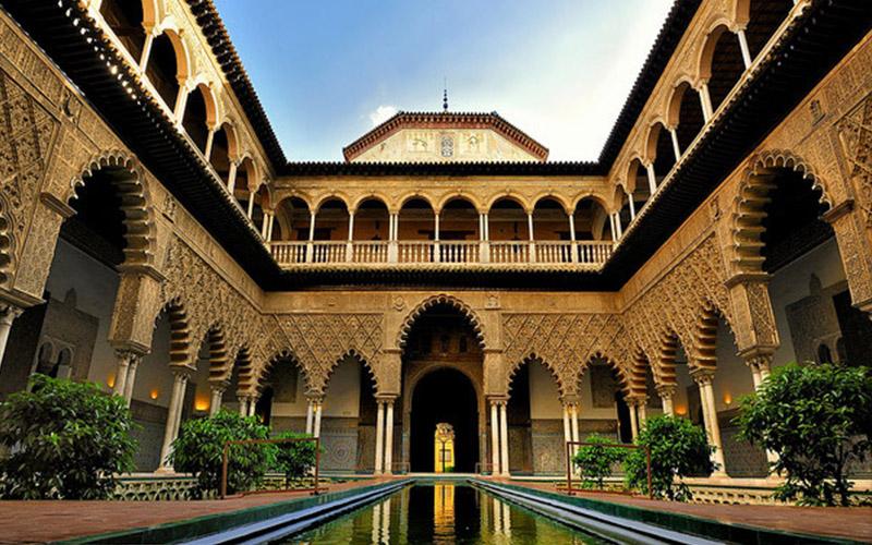 Alcázar of Seville, Seville