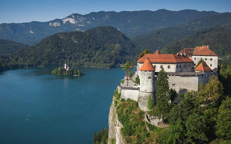 Bled Castle, Bled