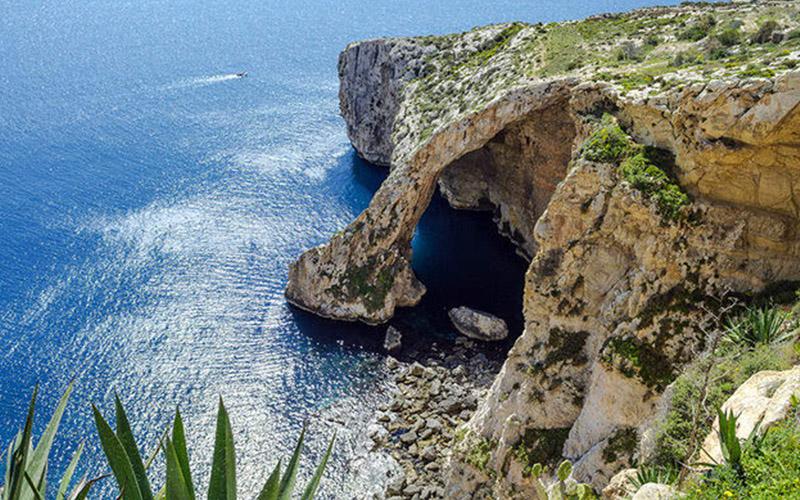 Blue Grotto, Capri Island