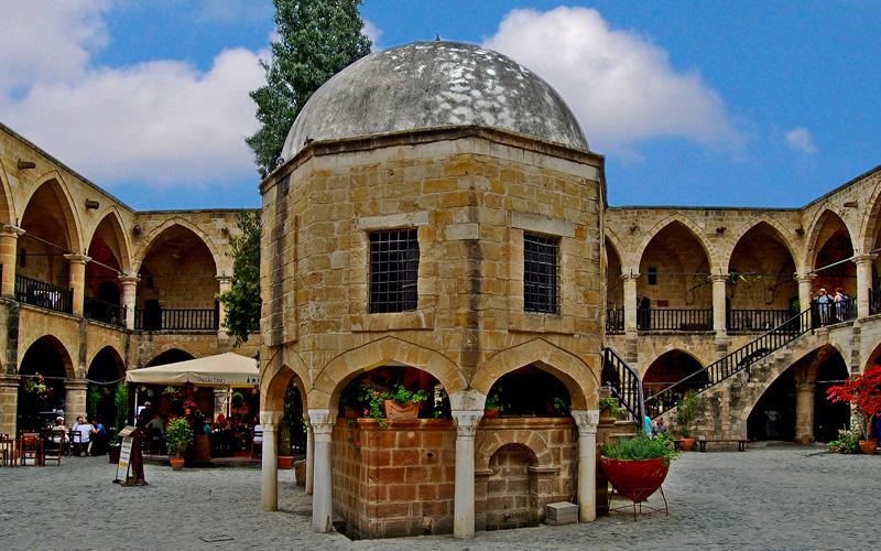 Büyük Han (the Great Inn), Nicosia