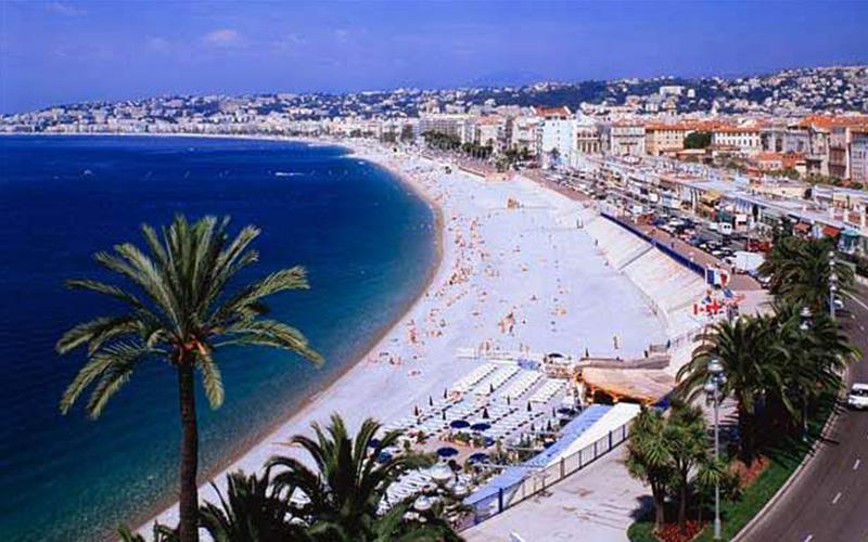 Côte d'Azur (French Riviera)
