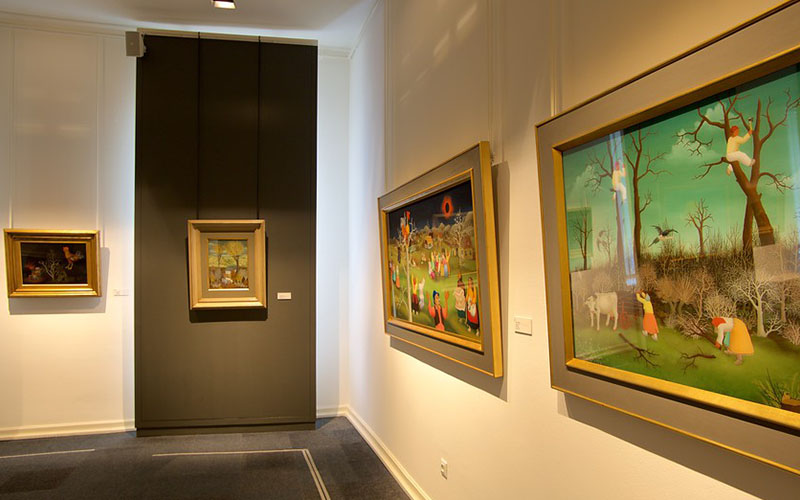 Croatian Museum of Naïve Art, Zagreb