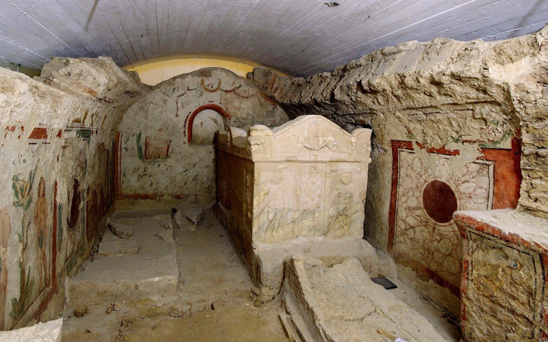 Early Christian Necropolis of Pécs (Sopianae)