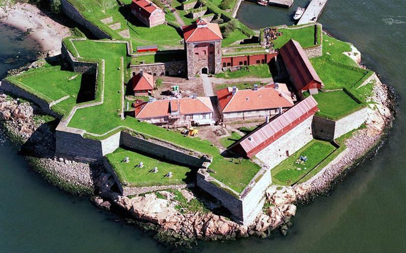 Elfsborg Fortress (Älvsborg Castle)