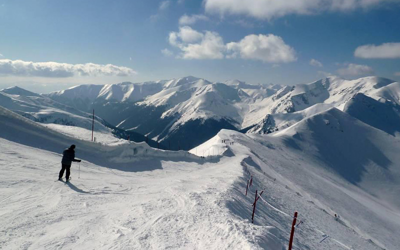 Kasprowy Wierch, Western Tatras