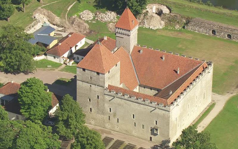 Kuressaare Castle (Kuressaare Episcopal Castle)
