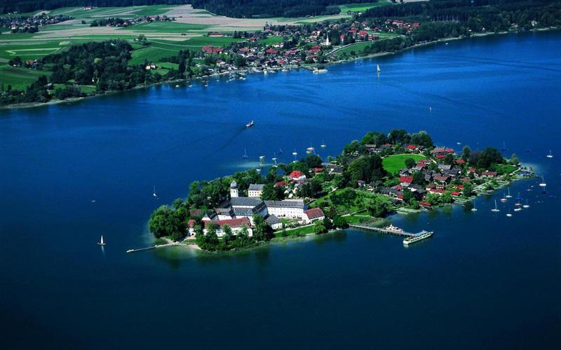 Lake Chiemsee, Bavaria