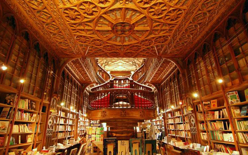 Livraria Lello & Irmão (Livraria Chardron), Porto