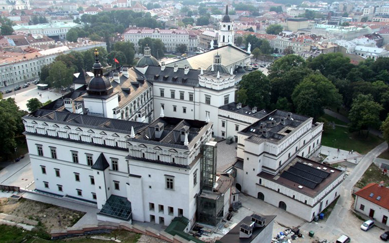 Palace of the Grand Dukes of Lithuania, Vilnius