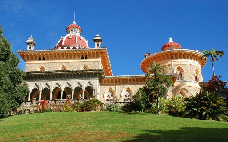Parque e Palácio de Monserrate, Sintra