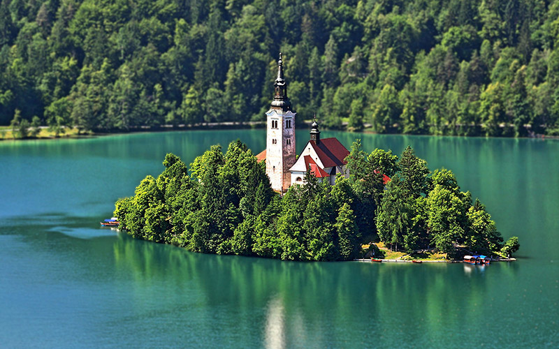 Pilgrimage Church of the Assumption of Mary, Bled
