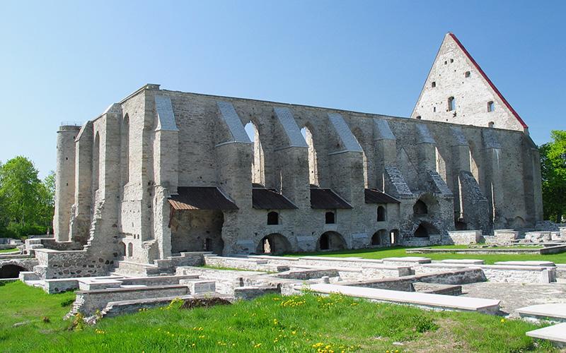 Pirita Convent (St. Birgitta's Convent Ruins), Tallinn