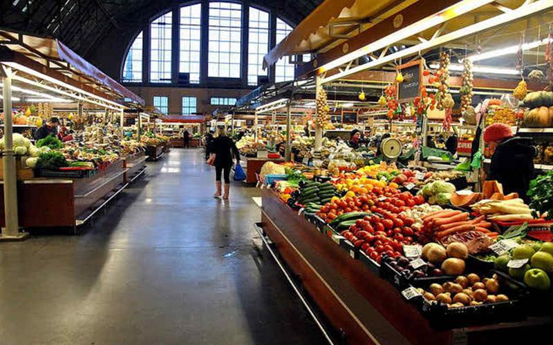 Riga Central Market (Centraltirgus)