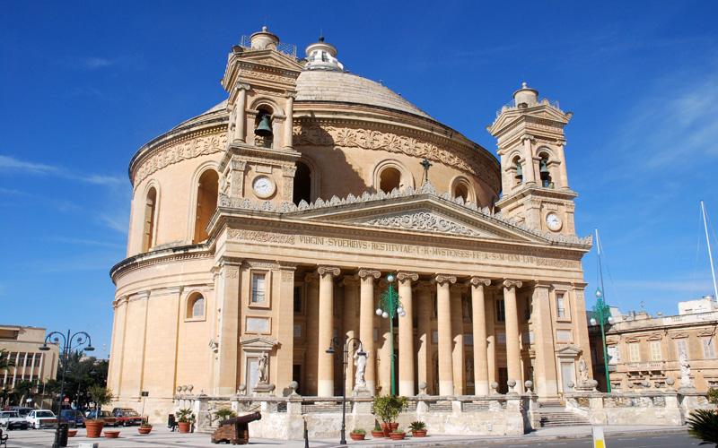 Rotunda Mosta (Mosta Dome)