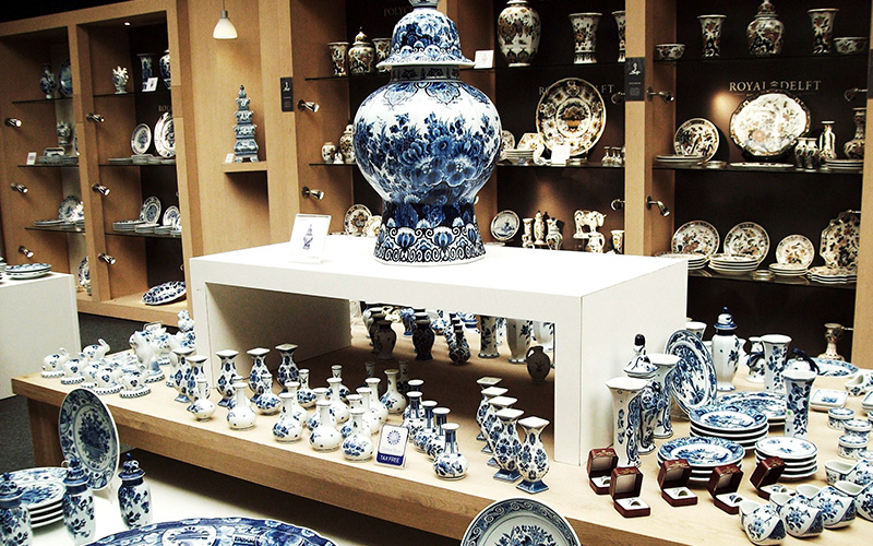 Royal Delft Experience, Delft