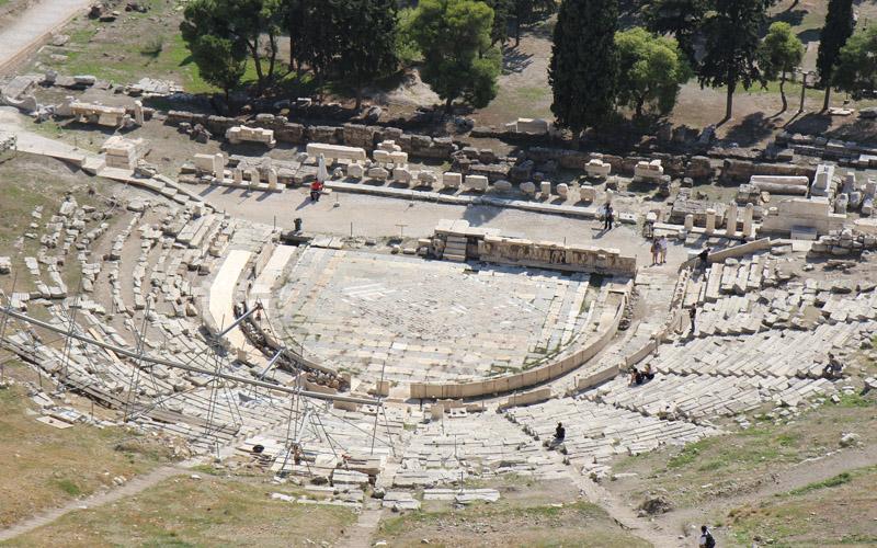 Theatre of Dionysus, Athens