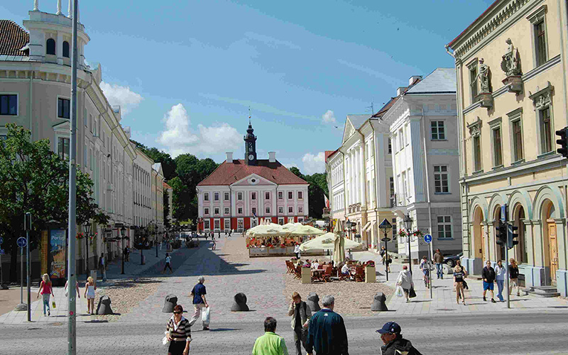 Town Hall Square, Tartu