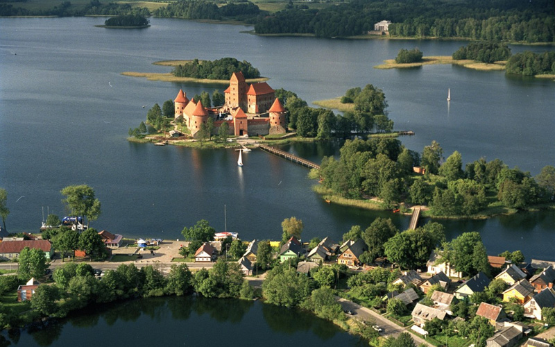 Trakai Historical National Park, Vilnius